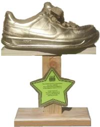 golden-sneaker